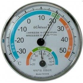 Termometru si higrometru analogic - 7H101B