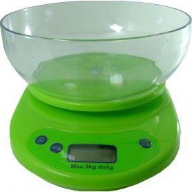 Cantar electronic de bucatarie, domeniu: 0-5 Kg