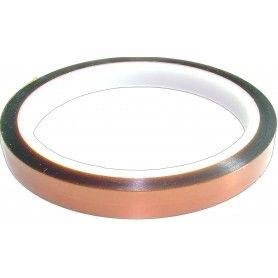 Folie izolatoare pentru lipituri, termorezistent - latime 10 mm