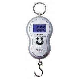 Cantar electronic, portabil, domeniu: 0-40 Kg