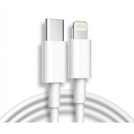 Cablu Usb Type-C to Lightning iPhone 8, X, Xs, Xs Max, Fast Charge