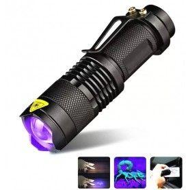 Lanterna cu LED UV 395n...