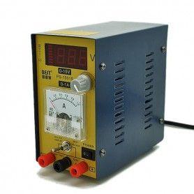 Sursa de alimentare, de laborator, cu tensiune si curent reglabil: 0-15 V / 0-1 A - PS1051S