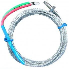 Sonda de temperatura Tip K - 0-400C, lungime cablu: 2 m