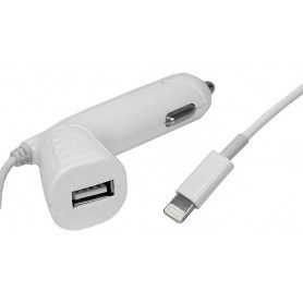 Sursa de alim., 12-24V - 5V - comp. iPhone 5 + USB, mama