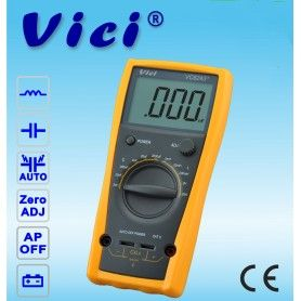 Aparat de masura digital - Capacitati si Inductante VC6243+