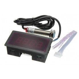 Tahometru, turometru, indicator de turatie 0-9999 RPM