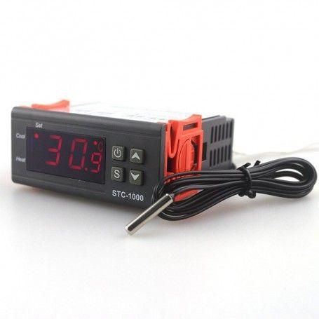 Controler de temperatura - STC-1000, 220V