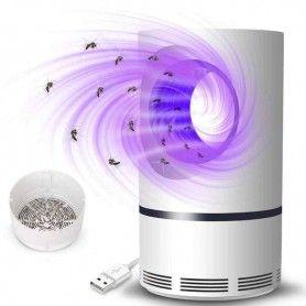 Aparat Insectocutor lampa UV anti-insecte, alimentare USB, eficienta 20mp, 5W