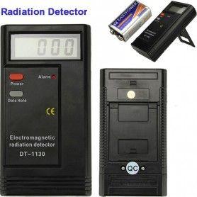 Detector radiatii elect...