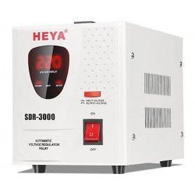 Stabilizator de tensiune 3000VA / 2400W, Heya SDR-3000