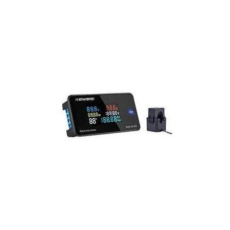Aparat de masura, de panou, AC - Voltmetru/Ampermetru/Wattmetru KWS-AC300